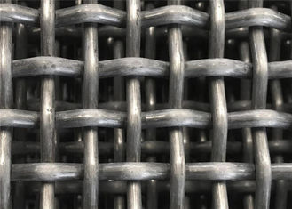 ISO 9001 5mm Woven Wire Mesh With High Durability