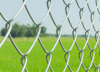 Sustainable 3ft 5mm Galvanized Chain Link Fence