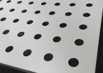 SGS 3mm Round Hole Aluminum Perforated Sheet